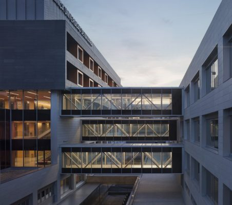 New Spanish building by IDOM architects