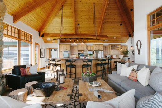 4 Tips to Harmonize The Look of House With Mix-Matching The Wood Tones