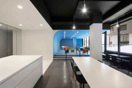 Autodesk Offices Griffintown Montreal
