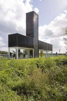 Barneveld Noord Train Station Building, NL Architects, ProRail Project