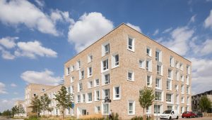 Eddington Housing Development Cambridge England