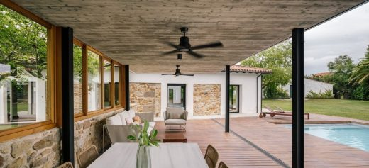 Guemes House Conversion Cantabria Spain
