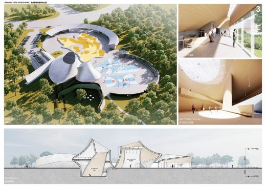 Kaizhou New City International Young Designer Competition Winner