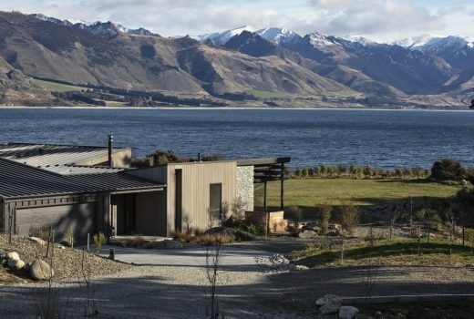 Lake Hawea House Wanaka South Island