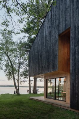 Lakeside Cabin Lac-Brome Quebec