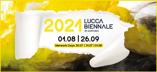 Lucca Biennale X Edition 2021