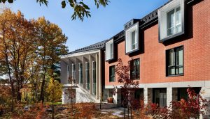 Mitchell Family Student Housing Sherbrooke Quebec