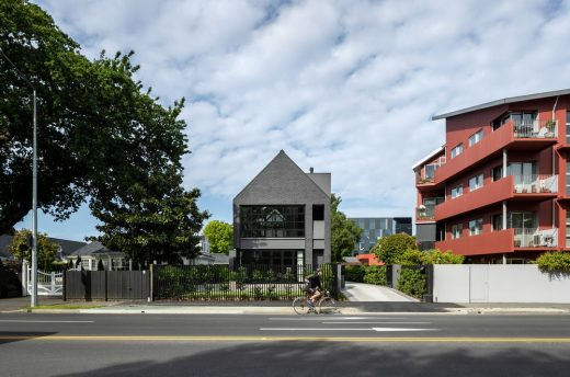 Park Terrace House Christchurch NZ