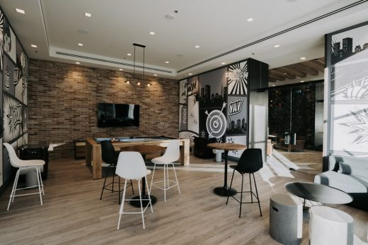 SODO Residences Calgary, Beltline District interior