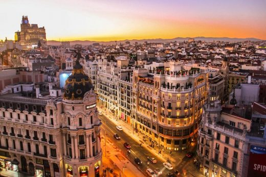 Spain and Portugal top retirement destinations in Europe