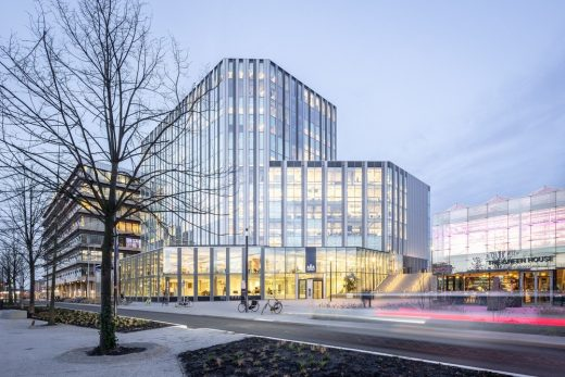 State Office de Knoop Utrecht The Netherlands
