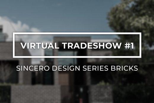 Lockdown Tradeshows Bricks 2020