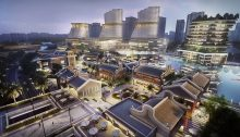Zhongshan OCT Harbour development Shenzhen design