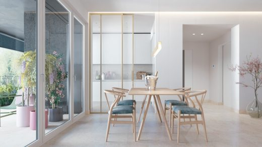 Active House Rome LIVE Living EUR district by it's