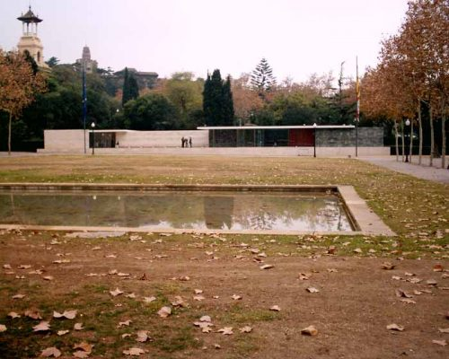 Barcelona Pavilion Travel insurance for working abroad