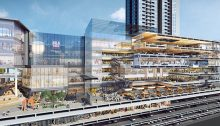China Resources MixC Market Hall by 10 DESIGN