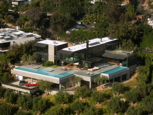 Collywood Residence West Hollywood California - American Houses