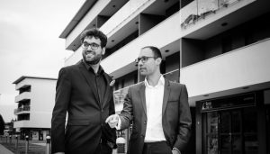 Giovanni Patania and Ryan Windsor Architects