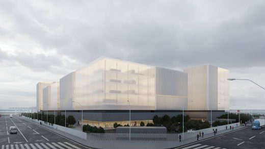 Headquarters in Guangdong design by Cosmos Architecture