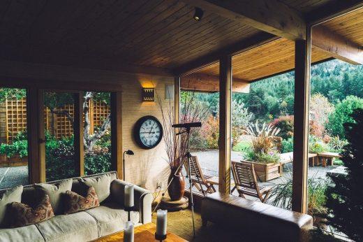 Home Backyard Oasis landscape design