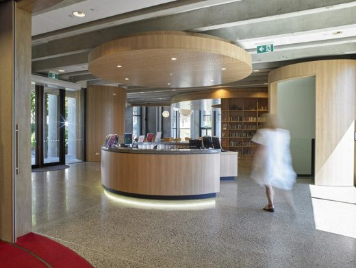 IONA College Information Resource Centre Hawkes Bay NZ