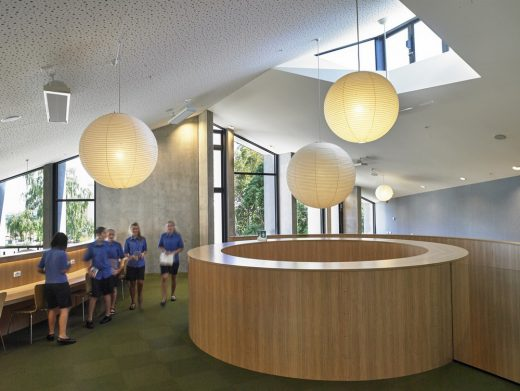 IONA College Information Resource Centre Hawkes Bay