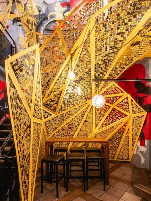 Kinoya II Restaurant Bishop Street in Montreal