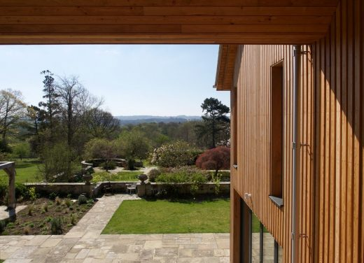 Mayfield Passivhaus East Sussex England
