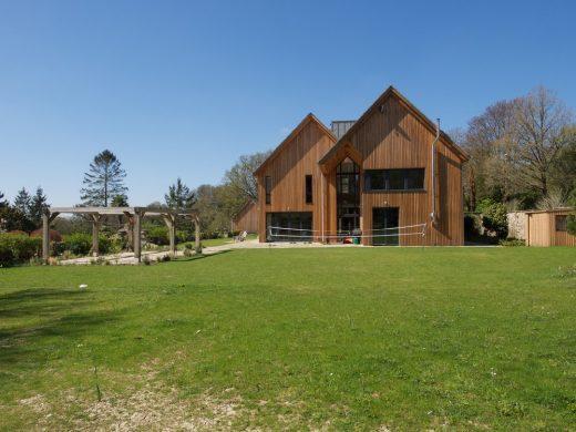 Mayfield Passivhaus East Sussex Southern England