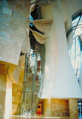 Museo Guggenheim Bilbao Frank Gehry Spain
