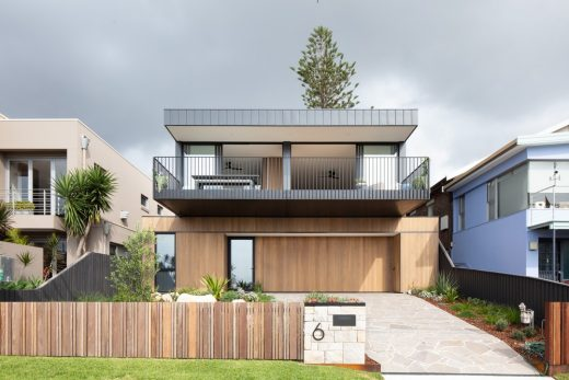 New House in Clovelly, Sydney, NSW