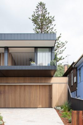 New House in Clovelly, Sydney, NSW, by modscape