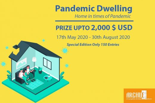 Pandemic Dwelling Design Competition 2020