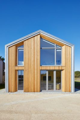 Ringmer Passivhaus East Sussex Southern England