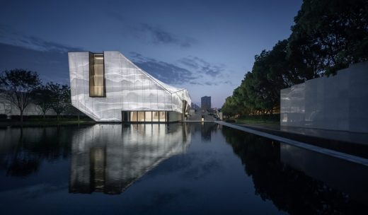 Suzhou Financial Center Exhibition Hall China