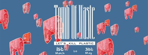 Tomb of waste design competition by Switch
