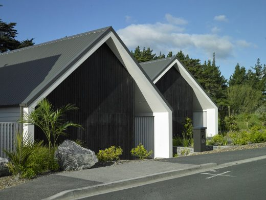 The Brae Houses Pine Harbour Marina Auckland