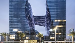 The Opus Hotel Dubai UAE