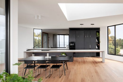 Three Angle House Victoria by Megowan Architectural