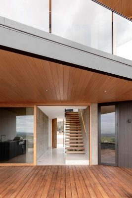 Three Angle House Mount Martha design by Megowan Architectural