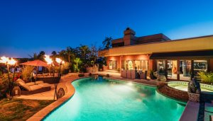 Tommy Lee Home in Calabasas, California