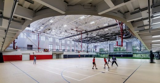 Waubonsee Community College Fieldhouse Sugar Grove