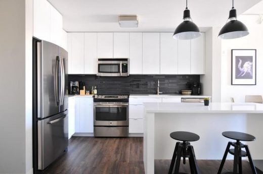 Ways on How to Utilize Your Kitchen Space