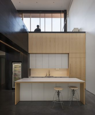 Canal Street Seattle offices design by Heliotrope Architects