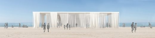 Cannes Temporary Cinema Design Competition