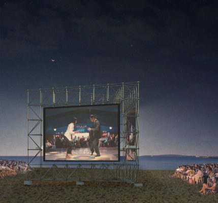 Cannes Temporary Cinema Architecture Contest