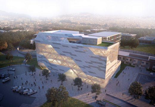EPN University Library Quito Ecuador