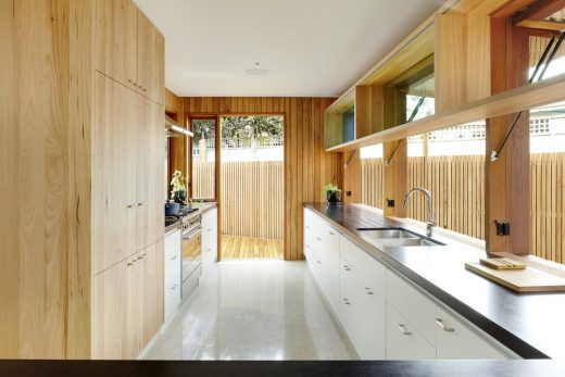 Clifton Hill home design by Julie Firkin Architects