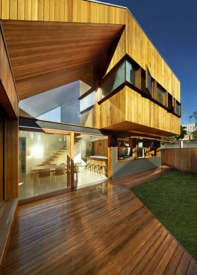Fenwick House in Clifton Hill Melbourne
