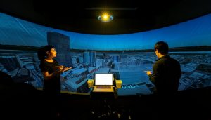 Australian Research Centre for Interactive and Virtual Environments (IVE)